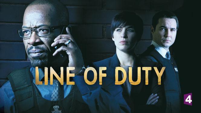 Line of Duty on Netflix UK