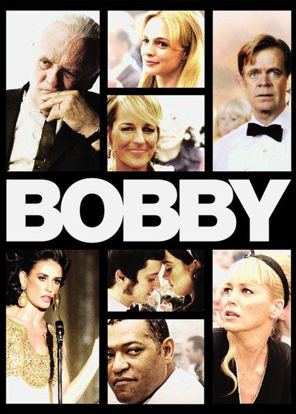 Bobby on Netflix UK