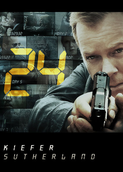 24 on Netflix UK