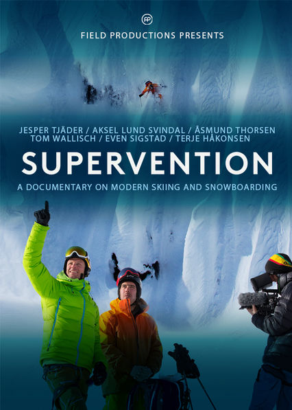 Supervention on Netflix UK