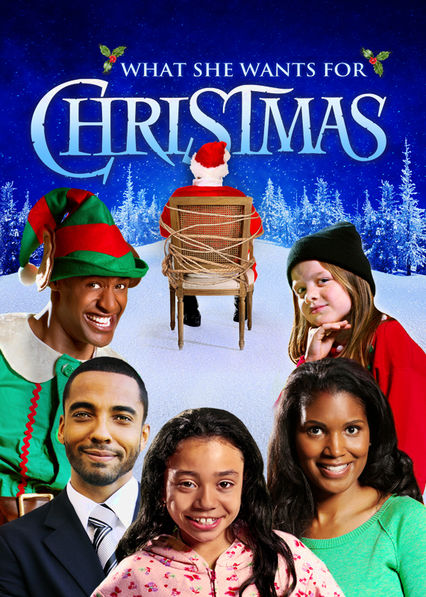 What She Wants for Christmas on Netflix UK
