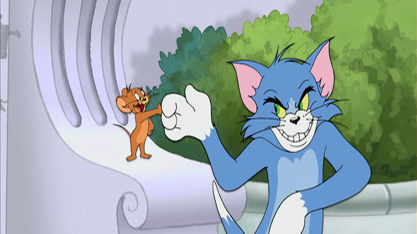 tom and jerry giant adventure