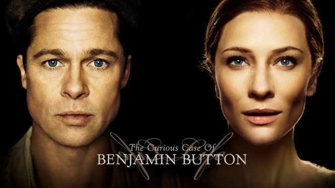 نتیجه تصویری برای ‪Curious Case of Benjamin Button poster‬‏