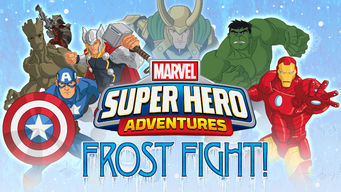 Marvel Super Hero Adventures: Frost Fight!