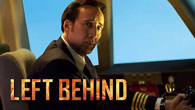 Left Behind on Netflix AUS/NZ