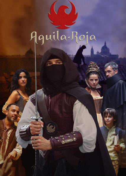 Is ' guila Roja' available to watch on Netflix in America