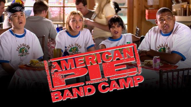 American Pie Presents: Band Camp on Netflix AUS/NZ
