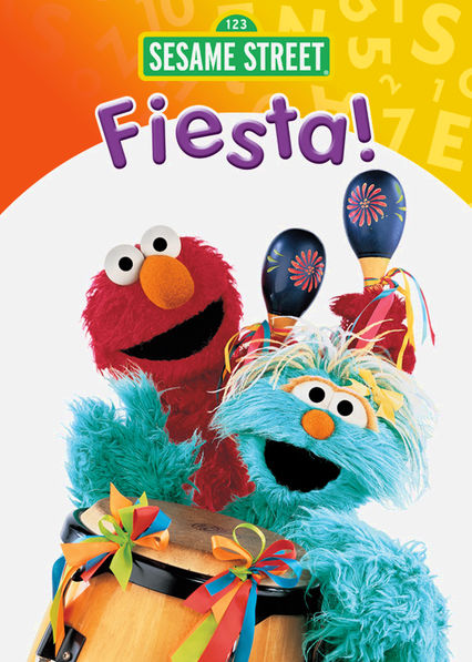 Is Sesame Street Fiesta Available To Watch On Netflix In