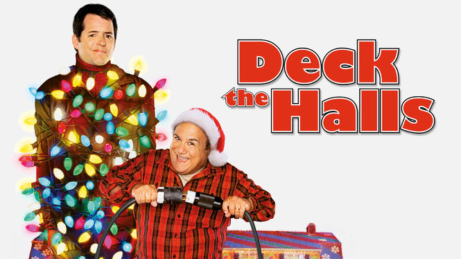 Deck the Halls on Netflix AUS/NZ