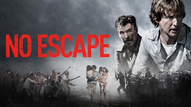 No Escape on Netflix USA