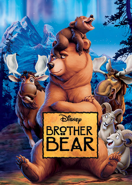 Brother Bear on Netflix UK