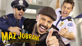 Maz Jobrani: Brown and Friendly