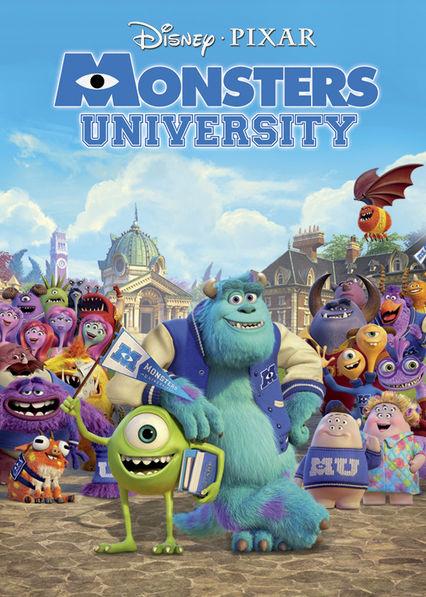 Monsters Unversity