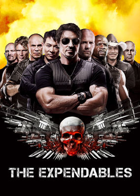 The Expendables on Netflix UK