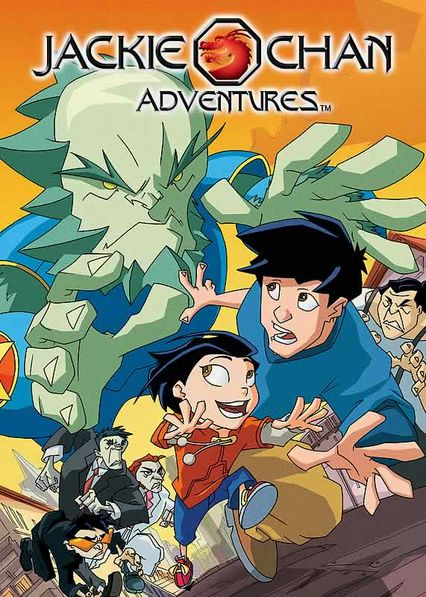 Is 'Jackie Chan Adventures' available to watch on Canadian ...