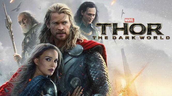 Thor: The Dark World on Netflix UK
