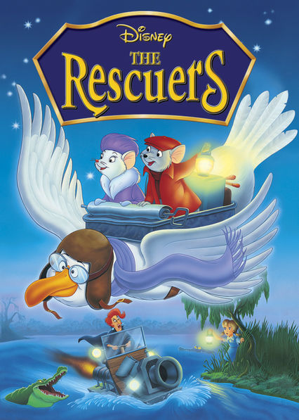 The Rescuers on Netflix UK