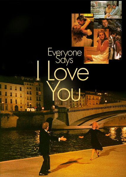 Everyone Says I Love You on Netflix UK