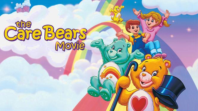 The Care Bears Movie on Netflix UK