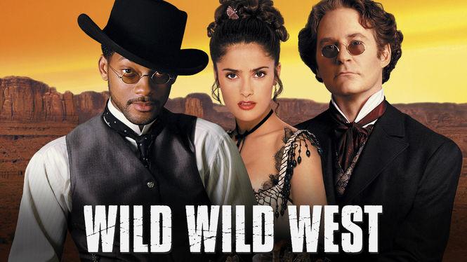 Wild Wild West on Netflix AUS/NZ