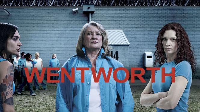 Wentworth on Netflix USA