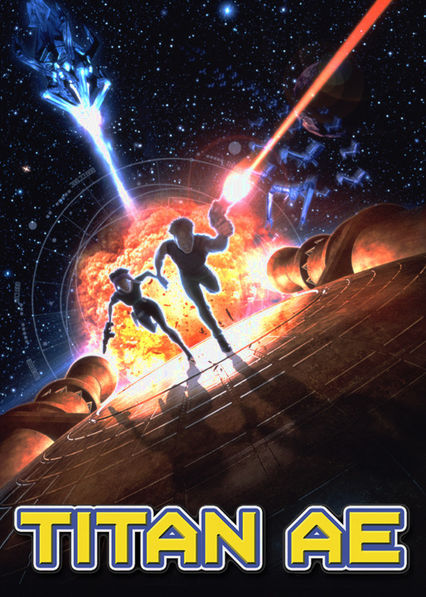 Titan A.E. on Netflix UK