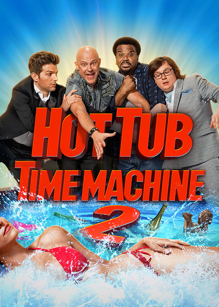 tub time machine 2 netflix