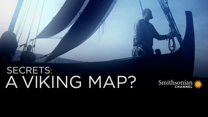 Is 'Secrets: A Viking Map?' available to watch on Netflix in America