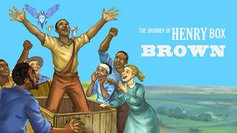 Sweet Blackberry Presents: Henry Box Brown