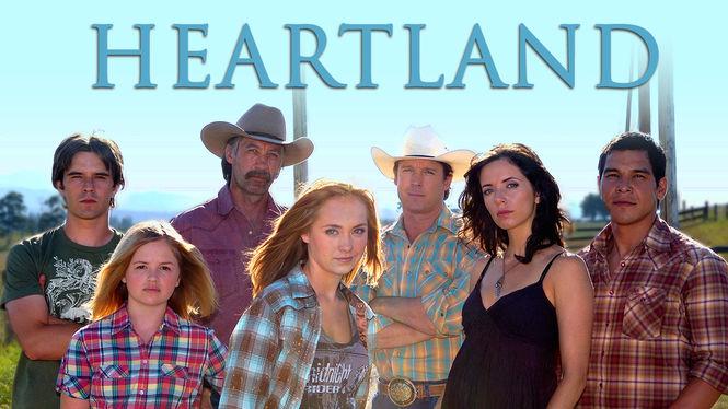 Heartland on Netflix AUS/NZ