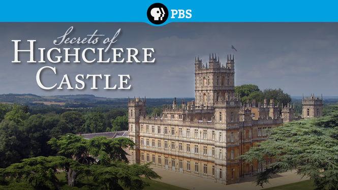 Secrets of Highclere Castle on Netflix UK