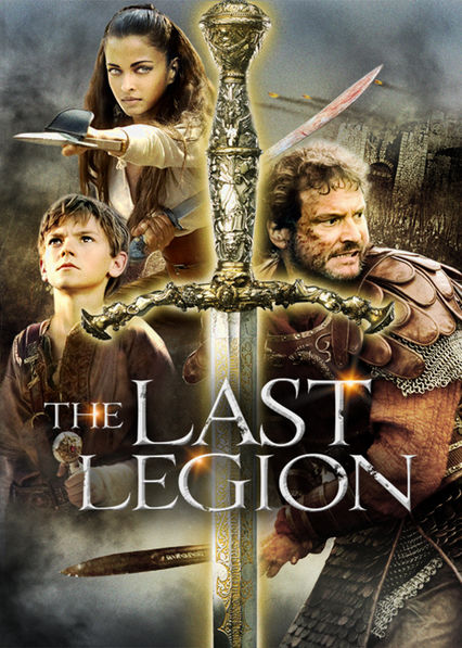 The Last Legion on Netflix UK