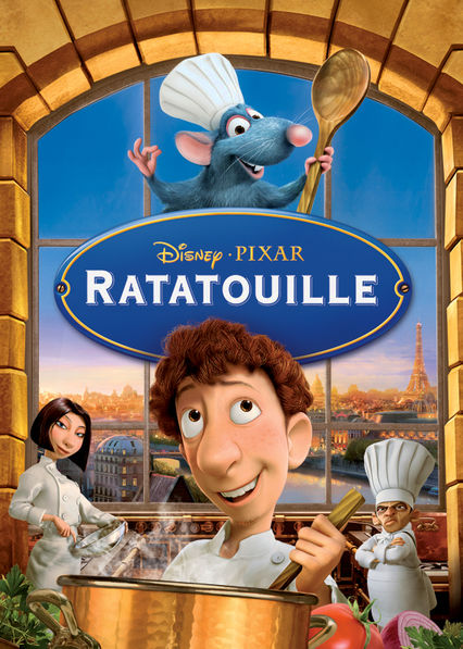 Ratatouille on Netflix UK